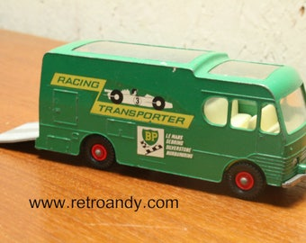 Vintage Lesney Matchbox K-5 Racing Car Transporter - King Size - England