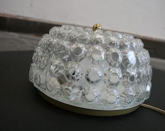 Vintage Hollywood Regency ceiling light  [plafoniere] by Limburg