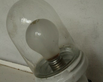 Industrial shed or workroom lamp 2