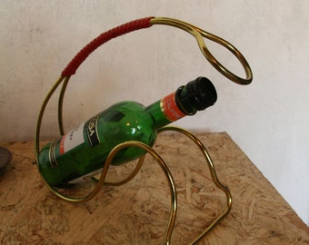 50s wine bottle holder.