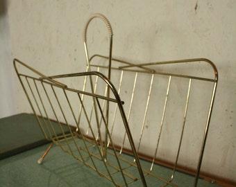 50 s wire framed paper rack