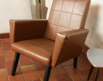 50s childs arm chair