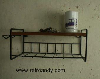 MCM string like telephone-key shelf or table
