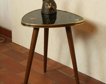 50s end table