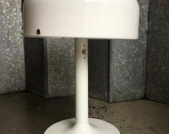 Vintage Swedish Anders Pehrson knubbling table lamp for Atelje Lyktan circa 1970's