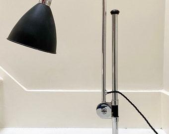 Vintage Robert Dudley Best BL-1 bestlite circa 1930 Bauhaus style desk lamp