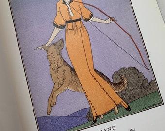 Parisian Fashion la gazette du bon ton 1912-1925 by Alain Weill