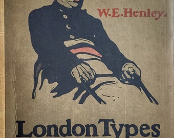London Types by Sir William Nicholson