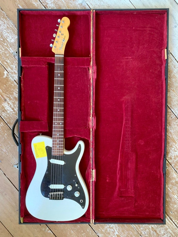 Rare original Fender Bullet electric guitar circa 1980's