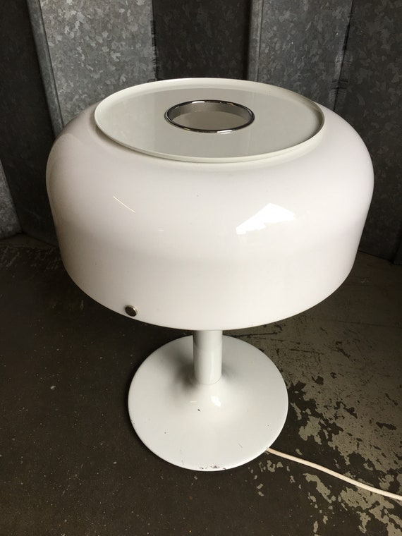 Vintage Swedish Anders Pehrson knubbling table lamp for Atelje Lyktan circa 1970's