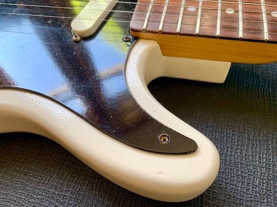 Rare original Fender Bullet electric guitar circa 1980's