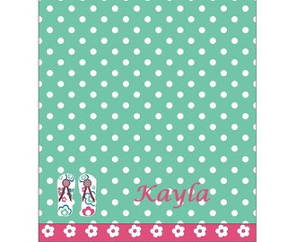 Beach Towels  Personalize THIS Towel Girls Youth Beach Towels