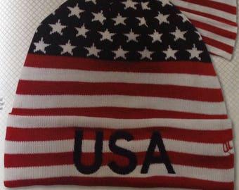 bde172c413b9e Callsign hats Put Your Callsign where USA is Monogrammed Beanie Embroidered  Beanies custom beanies