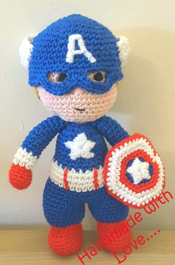 My Review of the Marvel Universe Crochet Amigurumi | Part 1 | Too ... | 859x570