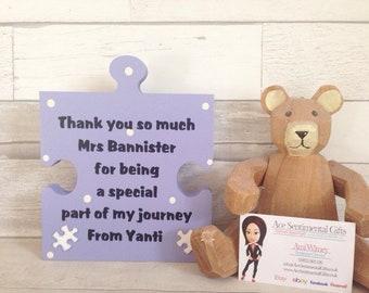 Headteacher Gifts End of Term Gifts Best Headteacher Ever Star Teddy Bear