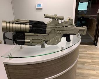Agent Coulson - Destroyer Armor Prototype Gun