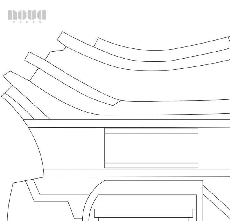 Guardians of the Galaxy Aero-Rig - Pattern PDF