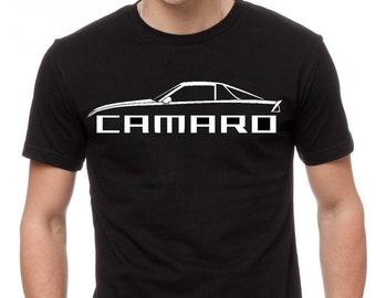 e42c82bb Camaro shirt | Etsy