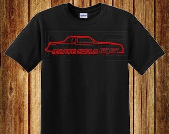 83-88 Monte Carlo SS T-Shirt