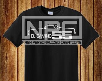 0d17b48c66 El Camino SS T-Shirt