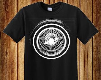 Spoke Wheel T-Shirt