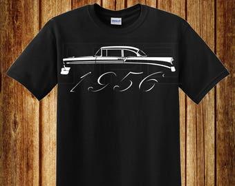 56 Chevy Hardtop T-Shirt