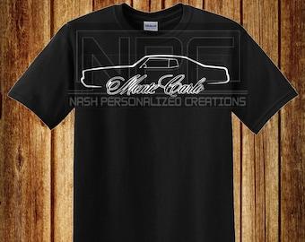 70 Monte Carlo T-Shirt