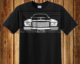 78 Monte Carlo T-Shirt