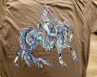 paint horse T Apache indian horse T shirt Navajo horse shirt Indian Horse shirt Western horse shirt Dream catcher collection