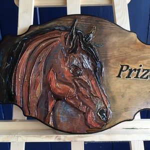 horse color and markings. Dressage horse stall plaque Warmblood thoughbred horse head plaque Custom stall plaque Cutomize name
