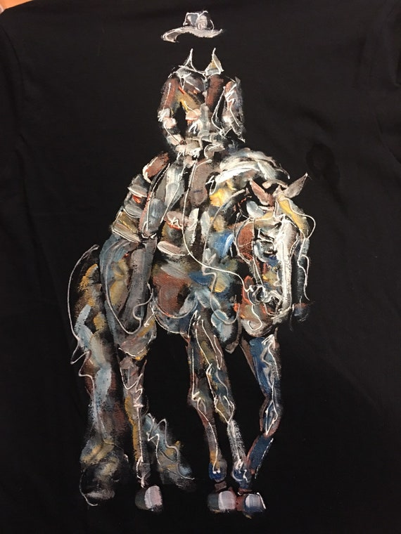 Cowboy horse shirt. Horses and feathers navajo indian shirt Dream catcher series Indian horse shirt Western horseman shirt