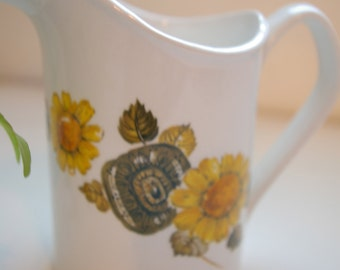 Vintage Johnson Bros Retro Creamer