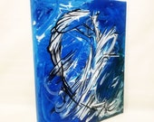 Like A Wave 8x10 Acrylic on Canvas