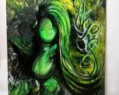Hope 16x20 acrylic on canvas