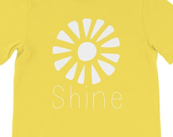 "Shine"" Short Sleeved Women's Tee"