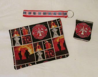 Firefighter Pouch Set