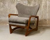 Adrian Pearsall for Craft Associates 2466C lounge chair