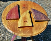 1/4 barrel top cutting board