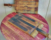 Wine barrel cutting board,free shipping