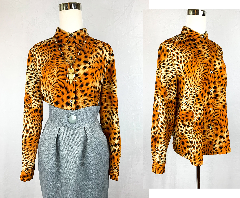 Lauren Lee Woman Vintage Blouse