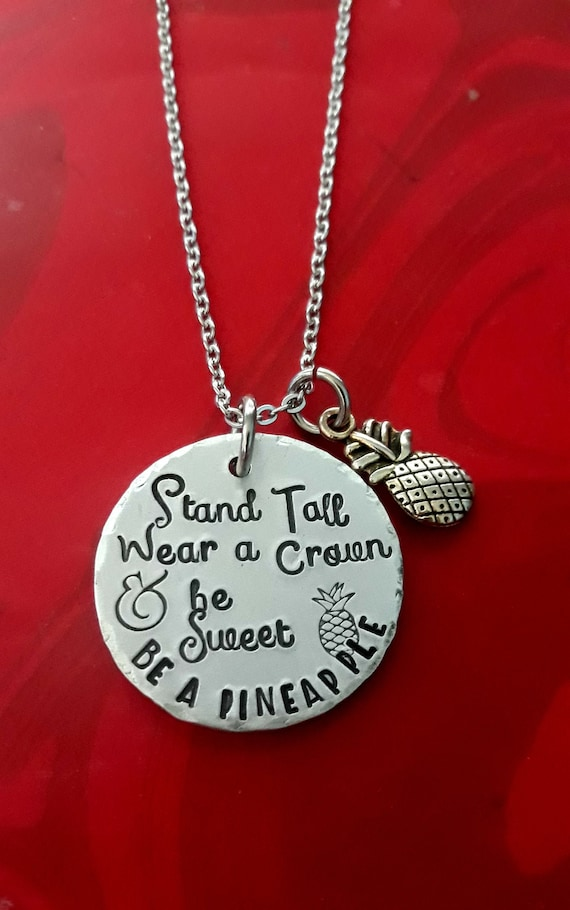 Initial Bracelet Toddler bracelet Stand tall wear a crown and be sweet on the inside Reserved-