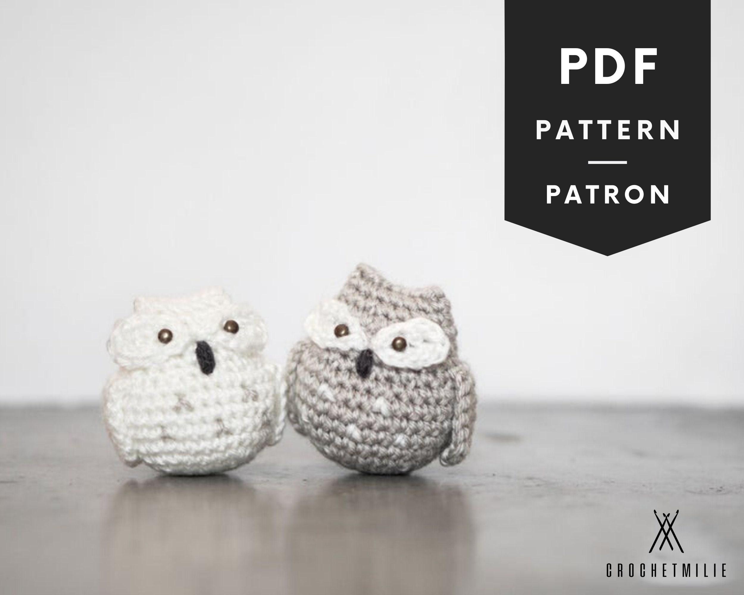 Cute owl in dress amigurumi pattern | Bonecas de crochê, Arte em ... | 2000x2500