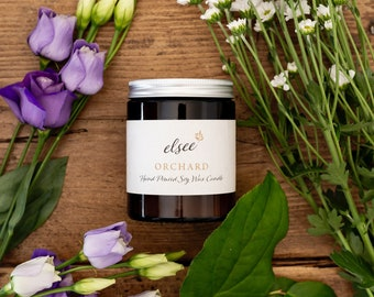 Orchard Hand Poured Soy Wax Candle