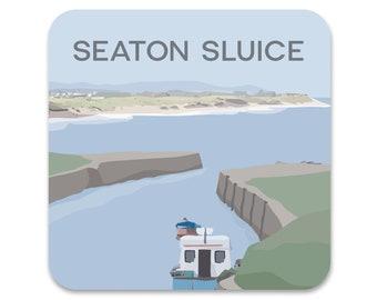 Seaton Sluice Coaster