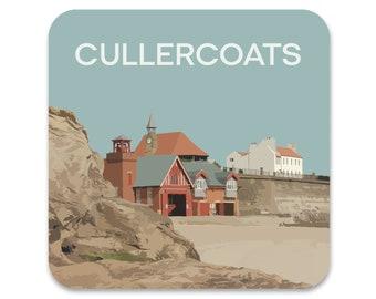 Cullercoats Coaster