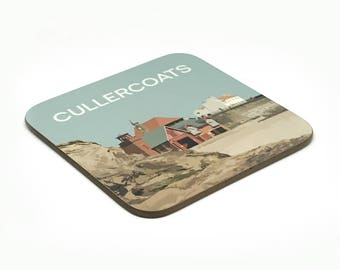 Cullercoats Harbour Coaster