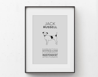 Jack Russell Digital Download