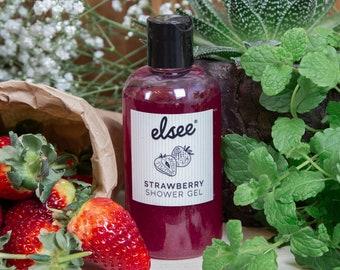 Strawberry Body Wash