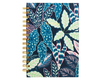 Leaves Design Notebook