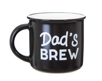 Dad's Brew Stoneware Mug